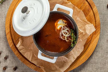 Фирменный суп из телятины