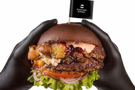 Бургер VIP13 с говядиной