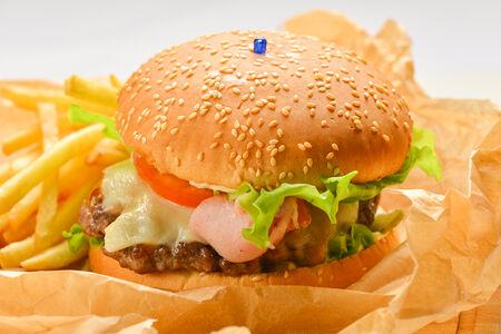 Бургер