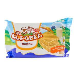 «Коровка» топленое молоко