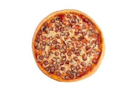 Пицца Охотничья с грибами