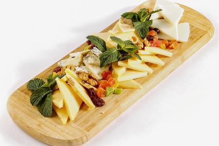 Палитра благородных сыров