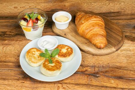 Творожный Завтрак
