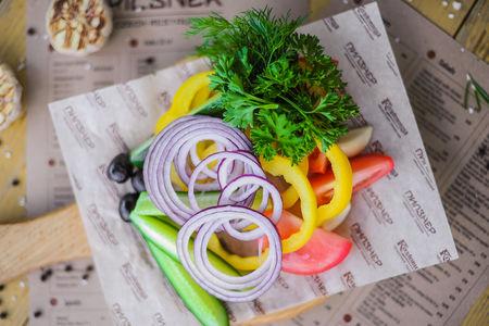 Просто овощи