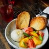 Фото к позиции меню Буррата с томатами