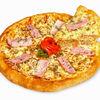 Фото к позиции меню Пицца Ветчина и сыр