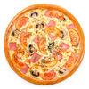Фото к позиции меню Пицца Домашняя