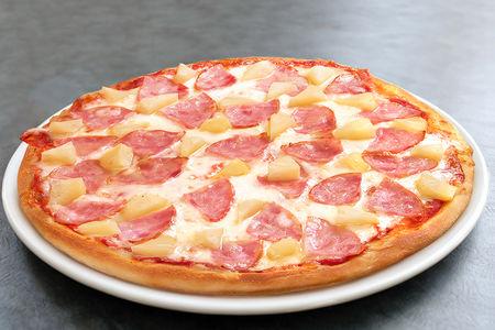 Пицца Гавайи большая