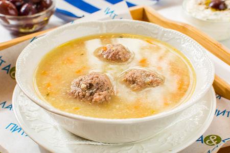 Суп Юварлакья