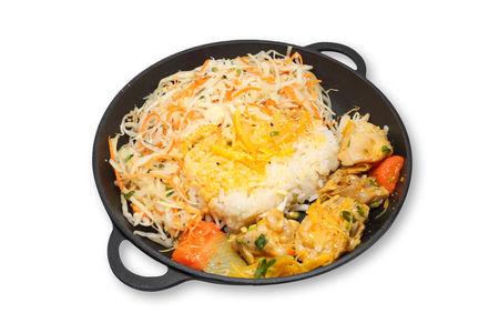Га Шот Кам с рисом