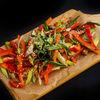 Фото к позиции меню Теплый салат с индейкой