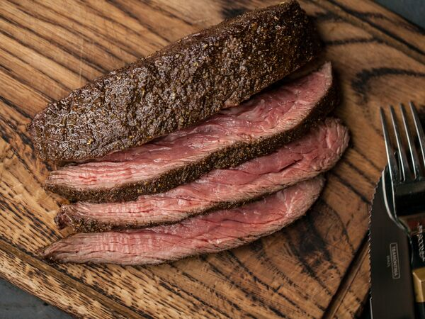 800°С Contemporary Steak