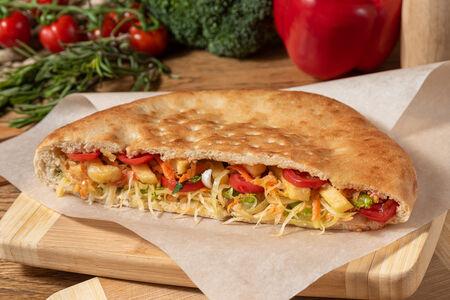 Пита армянская с курицей