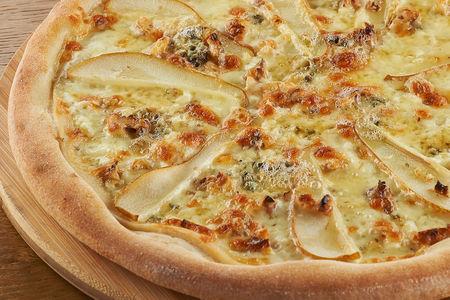Пицца с горгонзолой