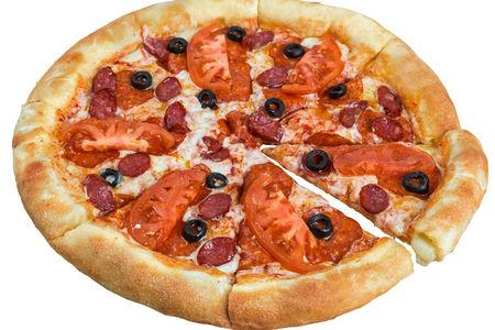Пицца Рикко с сырным бортиком