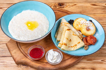 Завтрак Русский