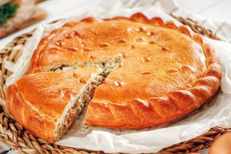 Скандинавский пирог
