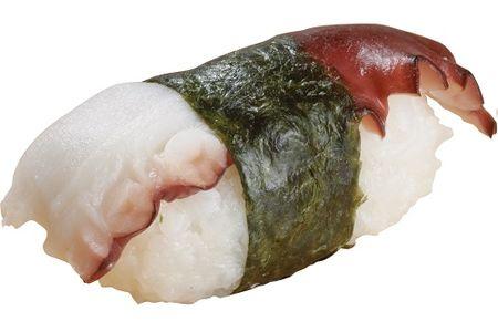 Суши Осьминог