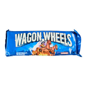Wagon wheels Jammie суфле-джем