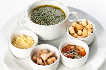 Суп Минестроне овощной