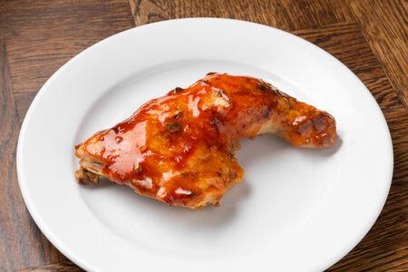 Окорочок куриный по-домашнему