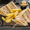 Фото к позиции меню Клаб-сэндвич