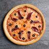 Фото к позиции меню Пицца с копченой говядиной
