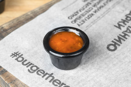 Соус-глазурь со сливой