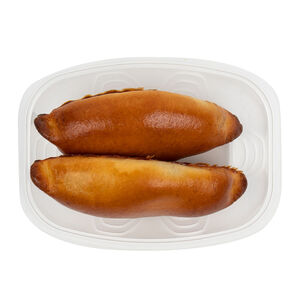 Пирожки с капустой (2 шт), «Братья Караваевы»