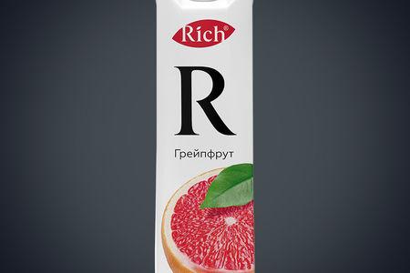 Сок Rich грейпфрутовый