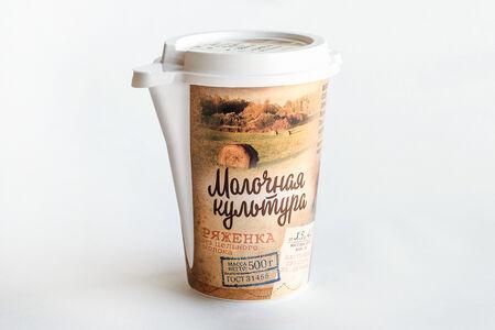 Ряженка Молочная Культура