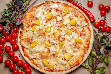 Пицца Ананасная
