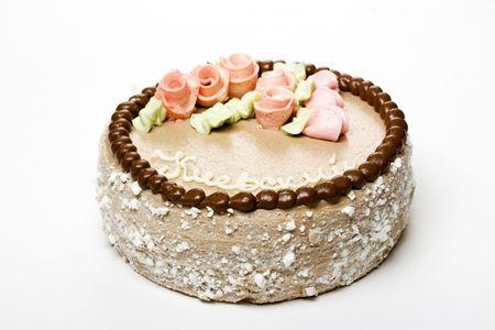 Торт Воздушно-ореховый Киевский