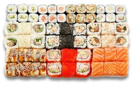 Суши сет Самурай