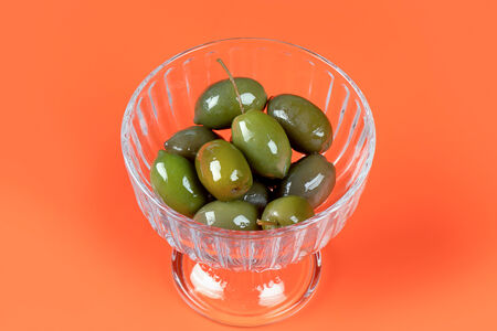 Оливки итальянские маринованные