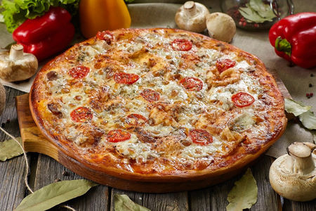 Пицца Люля-кебаб
