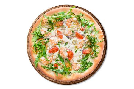 Пицца Креветка