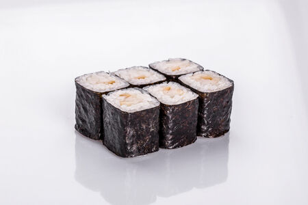 Ролл Маки с масляной рыбой
