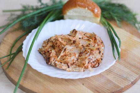 Корейка свиная с травами