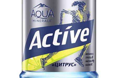 Вода Aqua Minerale Active