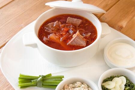 Суп Борщ или Щи по-домашнему