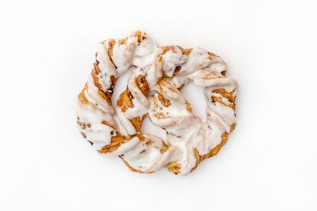 Слойка Баварская с орехом