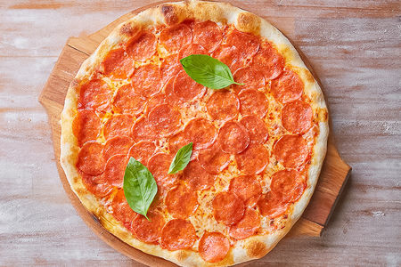Пицца Экстра Пепперони