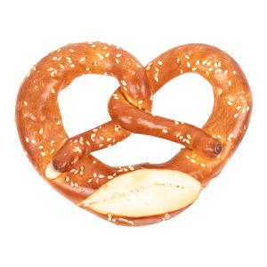 Бретцель с кунжутом «Хлеб насущный»