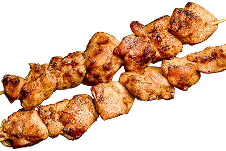 Шашлык из бедрышек цыпленка