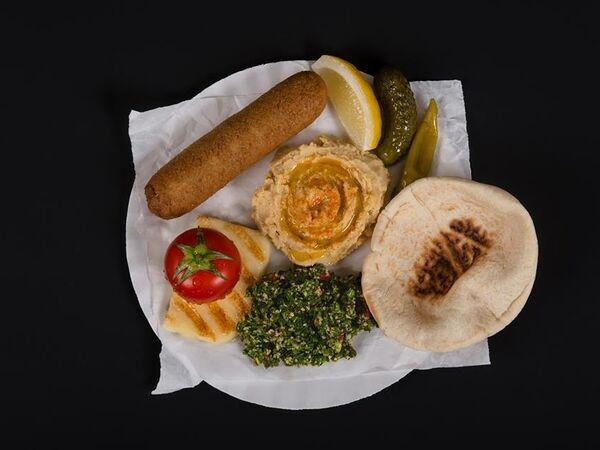 Кухня Кипра Koupes Bar