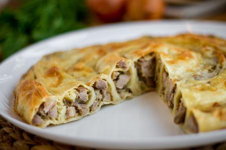 Пирог Сербский бурек