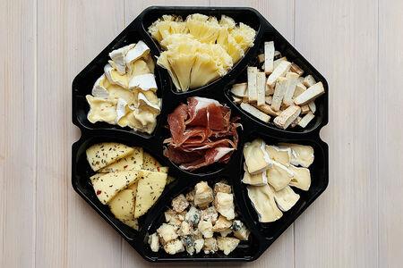 Сырная тарелка №2