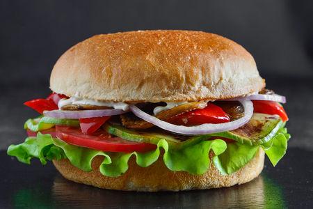 Бургер Веган 10 см