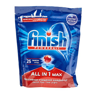 Finish All in 1 Max